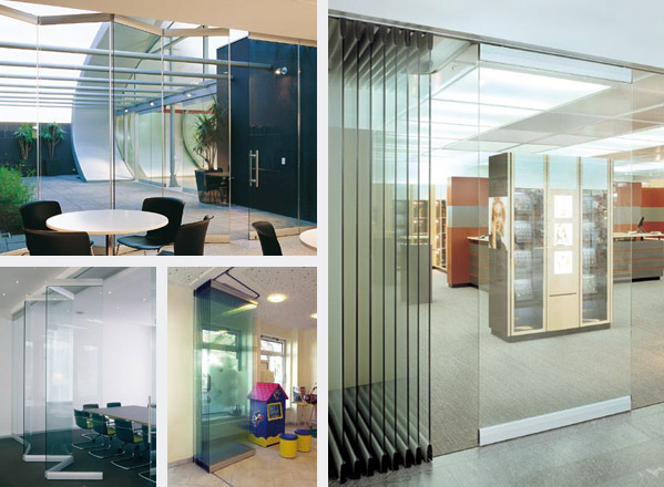 Vetroco Glass Partitioning Interior Design Installation